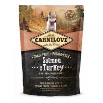Brit Carnilove Dog Adult Large Breed Salmon & Turkey 1,5 kg