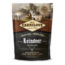 Carnilove Dog Reindeer for Adult 1,5kg