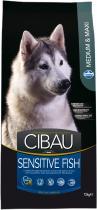 CIBAU Dog Adult Sensitive Fish&Rice 2x12kg