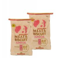 Magnusson Meat & Biscuit JUNIOR 2 x 10kg