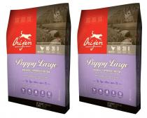 Orijen Dog Puppy Large 2x13 kg