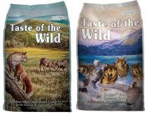 Taste of the Wild - Appalachian Valley SB + Wetlands Wild Fowl 2x13kg
