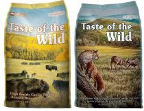 Taste of the Wild - High Prairie + Appalachian Valley SB 2x13kg