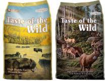 Taste of the Wild - High Prairie + Pine Forest 2x13kg