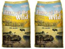 Taste of the Wild - High Prairie 2x13kg