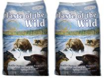 Taste of the Wild Pacific Stream 2 x 13kg