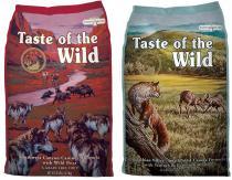 Taste of the Wild - Southwest Canyon + Appalachian Valley SB 2x13kg