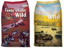Taste of the Wild - Southwest Canyon + High Prairie 2x13kg