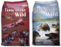 Taste of the Wild - Southwest Canyon + Pacific Stream 2x13kg