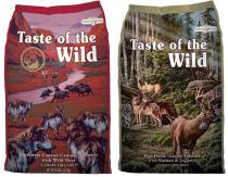 Taste of the Wild - Southwest Canyon + Pine Forest 2x13kg