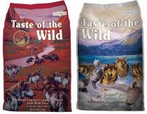 Taste of the Wild Southwest Canyon + Wetlands Wild Fowl 2x13kg
