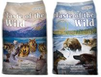 Taste of the Wild - Wetlands Wild Fowl + Pacific Stream 2x13kg