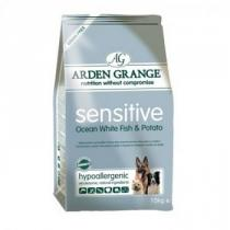 ARDEN GRANGE DOG ADULT SENSITIVE OCEAN fISH AND POTATO 12kg