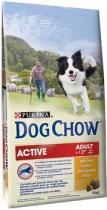 PURINA DOG CHOW ACTIVE CHICKEN 14kg