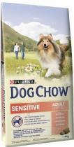 PURINA DOG CHOW ADULT SENSITIVE SALMON+RICE 14kg