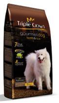TRIPLE CROWN GOURMET DOG LAMB 15kg