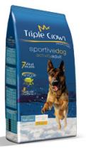 TRIPLE CROWN SPORTIV DOG ACTIVITY 20kg