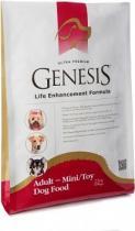 GENESIS ADULT MINI/TOY BREED 7,5kg