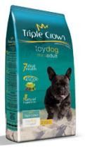TRIPLE CROWN TOY DOG MINI ADULT 20kg