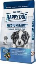 HAPPY DOG SUPREME MEDIUM BABY 28 4kg