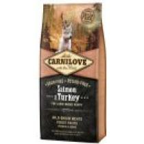 CARNILOVE DOG SALMON+TURKEY FOR LARGE BREED PUPPY 12kg