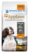 Applaws Dog Dry Adult S&M Breed Chicken 2kg
