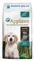 Applaws Dog Dry Puppy S&M Breed Chicken 7,5kg