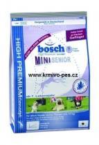 Bosch Dog Adult Mini Senior 2.5kg