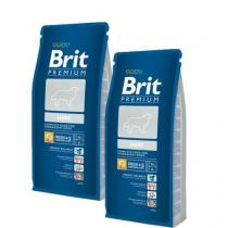 Brit Premium Dog Light 2x15kg