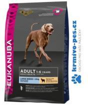 Eukanuba Dog Adult Lamb&Rice Large 2,5kg