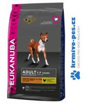 Eukanuba Dog Adult Medium 15kg