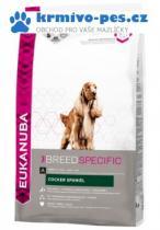 Eukanuba Dog Breed N. Cocker Spaniel 2,5kg