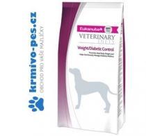 Eukanuba VD Dog Weight Diabetic Control 1 kg