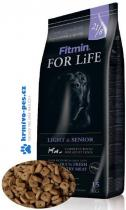 Fitmin pes For Life senior/light 15kg