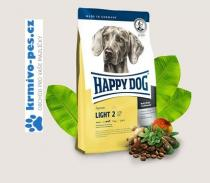 Happy Dog Supreme Fit&Well Light 2 low fat 4kg