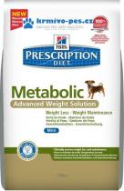 Hill's Canine Metabolic Mini Dry 1,5 kg