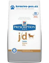 Hills Canine j/d Mobility (dieta) 5kg