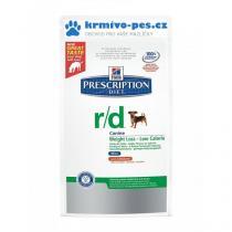 Hills Canine r/d MINI (dieta) 6kg