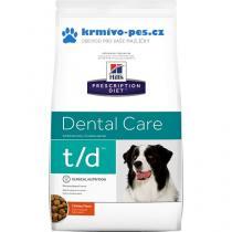 Hills Canine t/d (dieta) 10kg