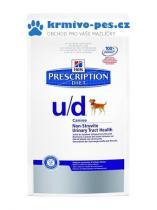 Hills Canine u/d (dieta) 12kg