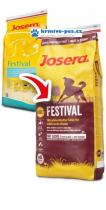JOSERA dog FESTIVAL ryba 15kg