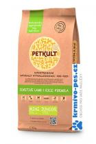 PETKULT dog MINI JUNIOR lamb/rice 2kg