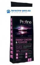 Profine Dog Energy Chicken & Potatoes 3kg