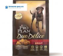ProPlan Dog Adult Duo Délice Beef 10kg
