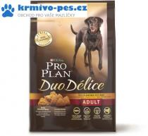 ProPlan Dog Adult Duo Délice Small & Mini Chicken 2,5kg