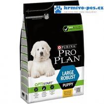 ProPlan Dog Puppy Large Robust 3kg Optistar