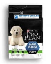 ProPlan Dog Puppy Large Robust 3kg(2+1kg zdarma)