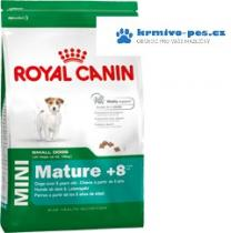 Royal canin Kom. Mini Adult 8+ 2kg