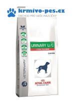 Royal Canin VD Dog Dry Urinary U/C Low Purine 14 kg