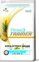 Trainer Fitness Adult M/M Fish Maize 3kg